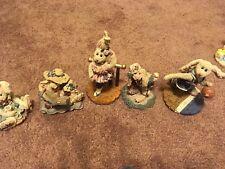Lot of 5 Boyds Rabbit figurines