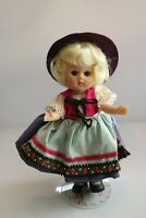 """Vintage Vogue Ginny """"Far Away Lands"""" Collection Series German Doll"""