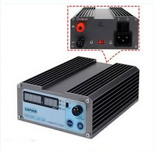 Mini 0-30V-32V Adjustable DC Switching Power Supply 5A 160W SMPS Switchable AC