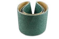 4 X 36 Inch 36 Grit Metal Grinding Zirconia Sanding Belts, 3 Pack