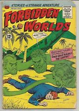 FORBIDDEN WORLDS #120 Silver Age comic 1964