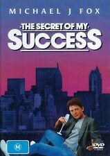 The Secret Of My Success - Michael J. Fox - DVD - 1987 Classic Comedy Movie - R4