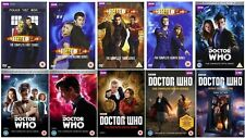 Doctor Who : The Complete Series Season 1 - 10  Dvd Dvds Brand New