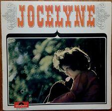JOCELYNE Les garçons 1965 RARE ORIGINAL LP Polydor BIEM French yé-yé Girl ►♬