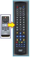Ersatz Fernbedienung passend für Yamaha DVD-16 / DVD-S661 / DVD-S663