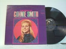 "CONNIE SMITH ""BEST OF CONNIE SMITH"" LP"
