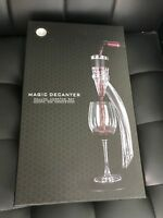 Magic Decanter Red Wine Essential Aerator Sediment Filter Set Gift CALIFORNIA