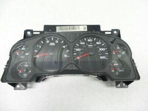 Speedometer Cluster MPH US Market Fits 07-11 SILVERADO 2500 PICKUP 519152