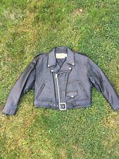 Women's Vintage Schott Perfecto Leather Jacket