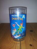 "Vintage DISNEY Collector Series Coca-Cola Burger King ""PETER PAN"" Glass (1994)"