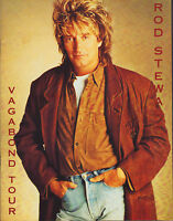 Rod Stewart Vagabond Tour Programme 1991