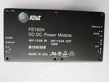 FE050H  AT&T DC-DC POWER MODULE  IN: 48V 1.2A , OUT:24V 2.1A  50W
