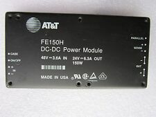 FE050H  AT&T DC-DC POWER MODULE  IN: 48V 1.2A , OUT:24V 2.1A  50W