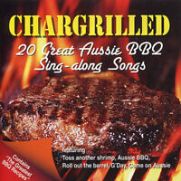CHARGRILLED : 20 GREAT AUSSIE BBQ SING-ALONG SONGS with FRANKIE DAVIDSON *NEW*