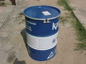 55 gallon metal steel barrel removable lid SHIP ONLY TO MN IA IL NE ND SD WI