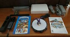 Nintendo Wii White Console (NTSC) with Skylander Swap Force Wired Portal