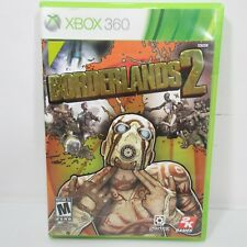 Borderlands 2 XBOX 360 XBOX One First Person Cell Shaded CIB Complete