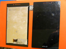 "GLS DISPLAY LCD+ TOUCH SCREEN PER ASUS ZENPAD C 7.0"" Z370 Z370CG P01Z NERO NUOVO"