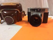 VTG Zeiss Ikon Symbolica 35mm Film Camera w 50mm Lens & Case