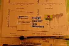 Huber+Suhner MF86/16MMPX/11MMPX/152mm RF Coax Board Mount Connector, lot of 4