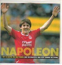 (195K) Napoleon, I Try to Despise the Ugly People DJ CD