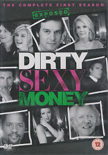 DIRTY SEXY MONEY - Series 1. Peter Krause, Donald Sutherland (3xDVD BOX SET)
