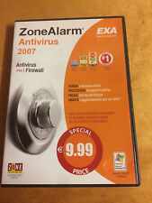 Antivirus ZoneAlarm 2007 per Windows XP
