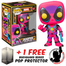 Marvel Deadpool Blacklight US Pop Vinyl Figure by Funko
