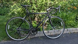 Motobecane Vent Noir 24-speed road bike 54cm (medium) carbon fork