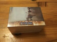 2013 UPPERDECK UPPER DECK 100 CARD BASE CARD SET THOR THE DARK WORLD MOVIE