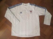 """Vintage de Gran Bretaña 2004 Adidas Top Talla 46/48"""" pecho-emitido a Jonno Devlin"""