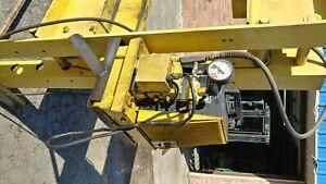 Enerpac 100 ton press