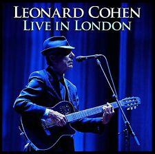 Leonard Cohen - Live In London (180g 3LP Vinyle + Download) 2009 / 2018 Columbia
