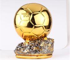 World Cup Ballon D'OR Mr Football trophy Best Player Awards Golden ball Soccer
