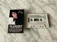Elvis Presley He Walks Beside Me CASSETTE Tape 1978 RCA AFK1-2772 RARE! OOP!