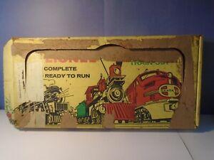LIONEL POSTWAR TRAIN OUTFIT NO 1609 SET BOX ONLY