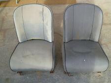 FIAT 500 N D F L R 600 D 850 SPECIAL SEDILI INTERNI ANT CONSERVATI Bench Saddle