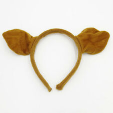 Squirrel Ears Animal Zoo Farm Headband Hair Band Fancy Dress Costume Child Adult
