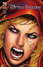 Grimm Fairy Tales Myths & Legends #4 (COVER B)