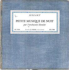 PETITE MUSIQUE DE NUIT (MUSICA DELLA NOTTE)# WOLFGANG AMADEUS MOZART