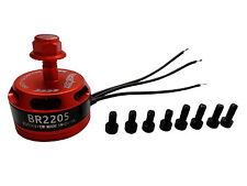 Racerstar Racing Edition Red BR2205 2300kv 2-4s CW FPV Racing Motor