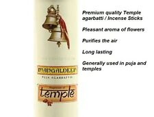 Mangaldeep Temple Fragrance Agarbatti Incense Sticks Scent -80 Sticks Bulk Pack