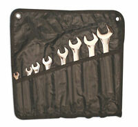 WHITWORTH SPANNER WRENCH TOOL SET 8 PCE WW 1/8 3/16 1/4 5/16 3/8 7/16 1/2 9/16