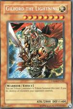 Gilford the Lightning - DR04-EN242 Dark Revelation 4 (DR4) - Secret Rare EN NM