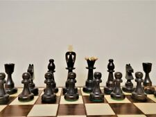 Large Chess Set 42 X 42 Hand Crafted Woodeeworld