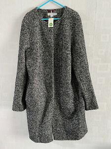 Boden Sienna herringbone coat  Size 18R. NEW   autumn / winter