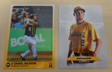 2018 Daniel Nilsson Baseball Cards Brisbane Bandits Australian Baseball League