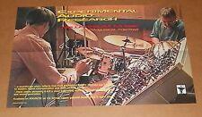 Experimental Audio Research Millennium Music Poster Original Promo 21x14