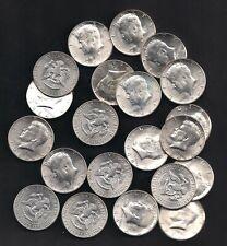 1964-D Silver Kennedy Half Dollar Roll (20 coins) Unc TMM*
