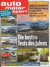 Auto Motor und Sport - AMS Heft 3-2021 Porsche Taycan, Tesla Model S, BMW i3s